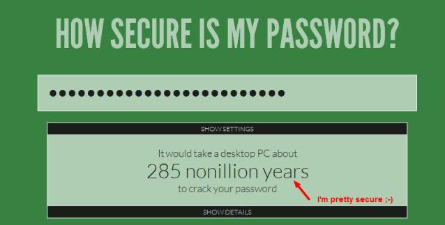 10 Худших паролей, по мнению google