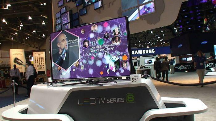 3D-телевизор samsung ue46d8000