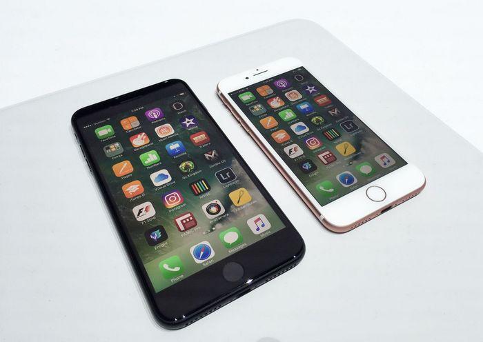 8 Инноваций iphone 7, которые появились раньше у android