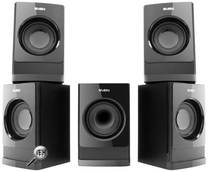 Акустическая система 5.1 sven ht-200: отличный звук и недорогая стоимость