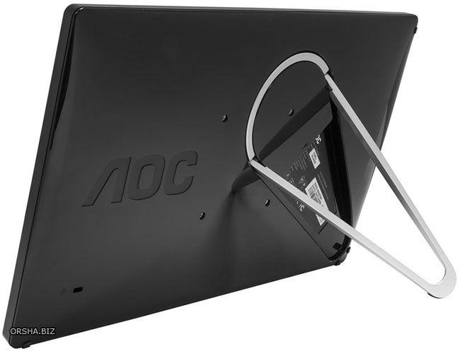Aос e1659fwu – второе «лицо» ноутбука