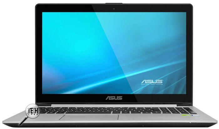Asus s551lb: хороший лэптоп с сенсорным дисплеем