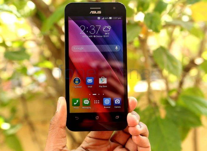 Asus zenfone 2 – доступный мощный смартфон с оригинальным управлением