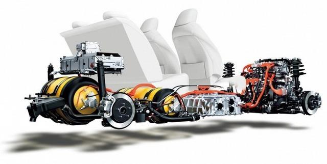 Автомобиль с ядерным двигателем: 8 грамм тория на миллионы километров