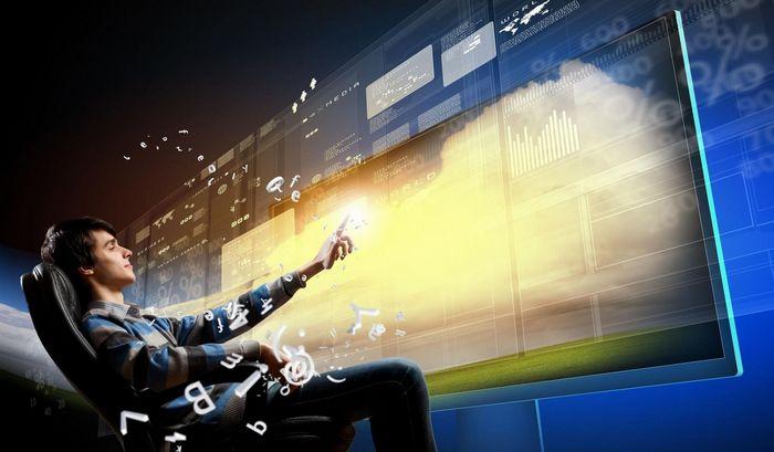 Будущее телевизоров: что их ждет в 2010 году