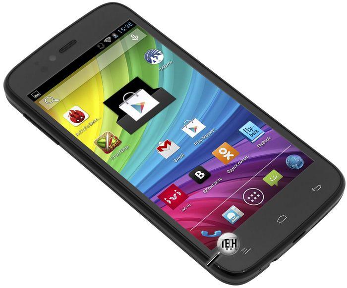 Fly iq4411 energie 2 – смартфон, который «не ест» две недели