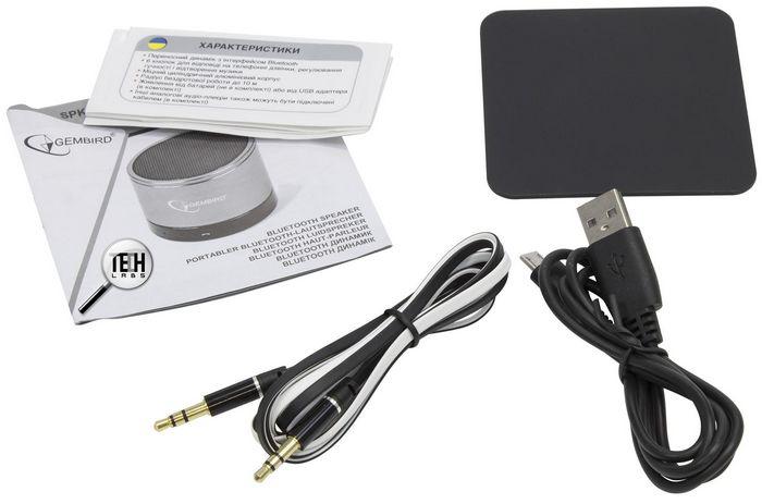 Gembird spk-bt-002 – акустика для экстремалов