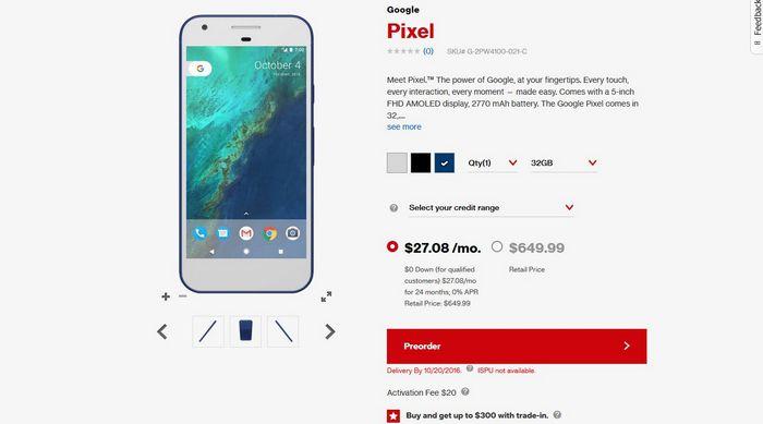 Характеристики google pixel и pixel xl: куда идет развитие гуглофонов