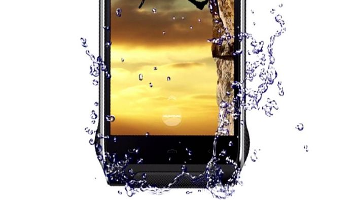 Homtom ht20: ударопрочный герметичный смартфон с камерой 13 mp