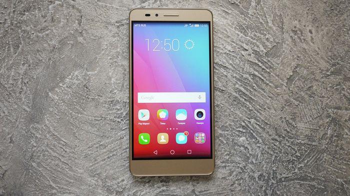 Huawei honor 5x – недорогой топовый смартфон из китая