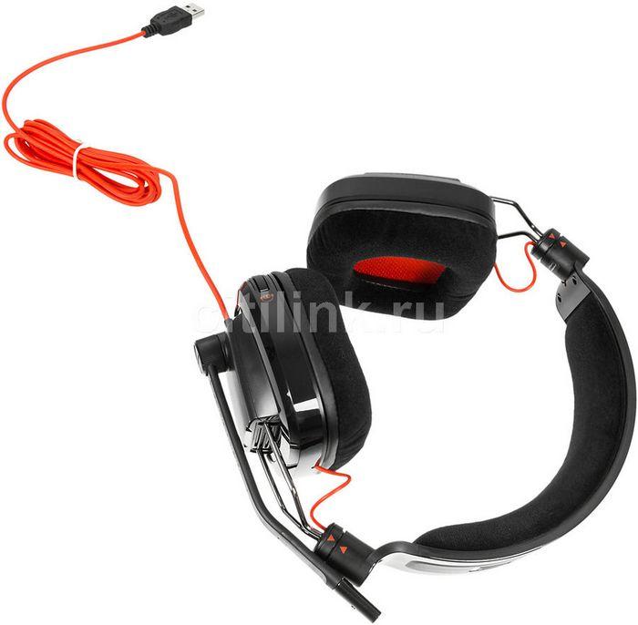 Игровая гарнитура plantronics gamecom 318: брендовый звук
