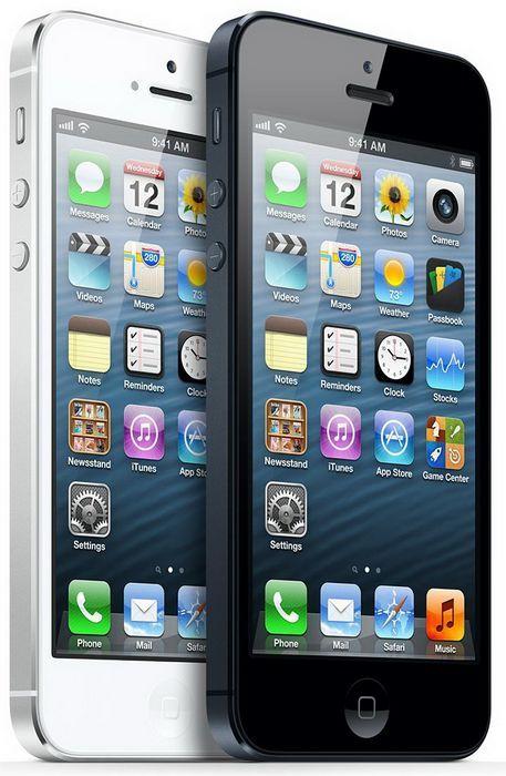 История линейки смартфонов apple iphone
