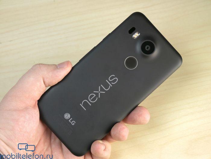 Lg nexus 5x: распаковка и быстрый обзор