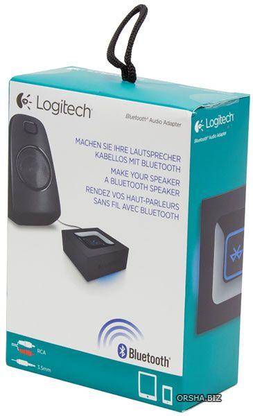 Logitech bluetooth audio adapter: must have для меломана