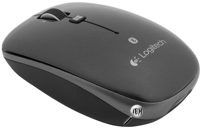Logitech bluetooth mouse m557: стильная мышь!
