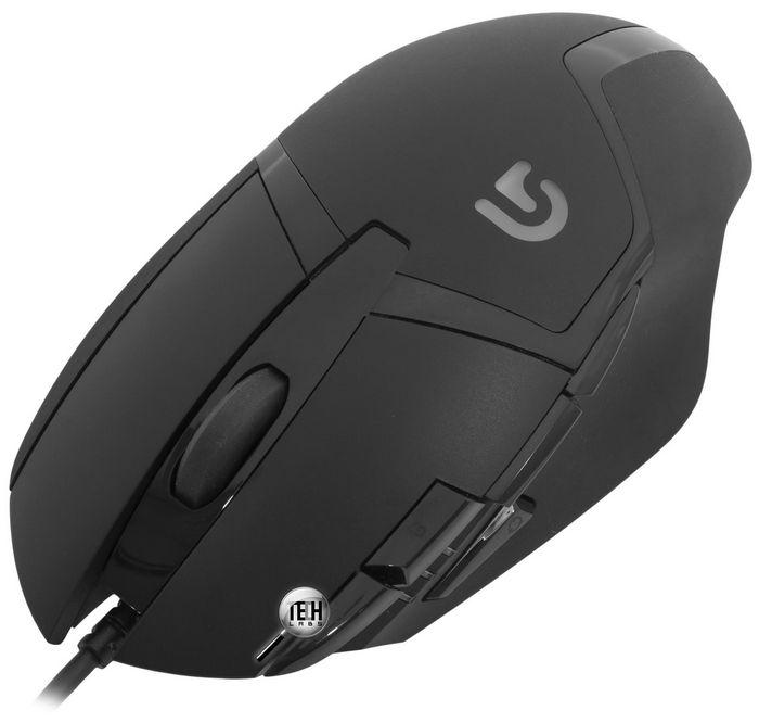 Logitech g402 hyperion fury: новая скоростная мышка для геймеров