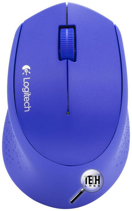 Logitech m280: мышка-универсал в необычном корпусе