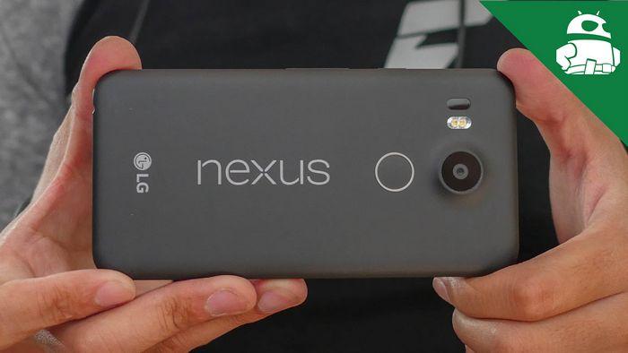 Nexus 5x – «рабочая лошадка» от lg и google