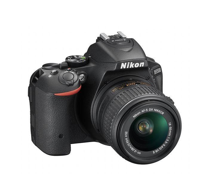 Nikon d5500 - новая зеркальная камера начального уровня