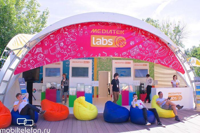 Новинки mediatek labs на geek picnic 2015: от микросхемы до марсохода