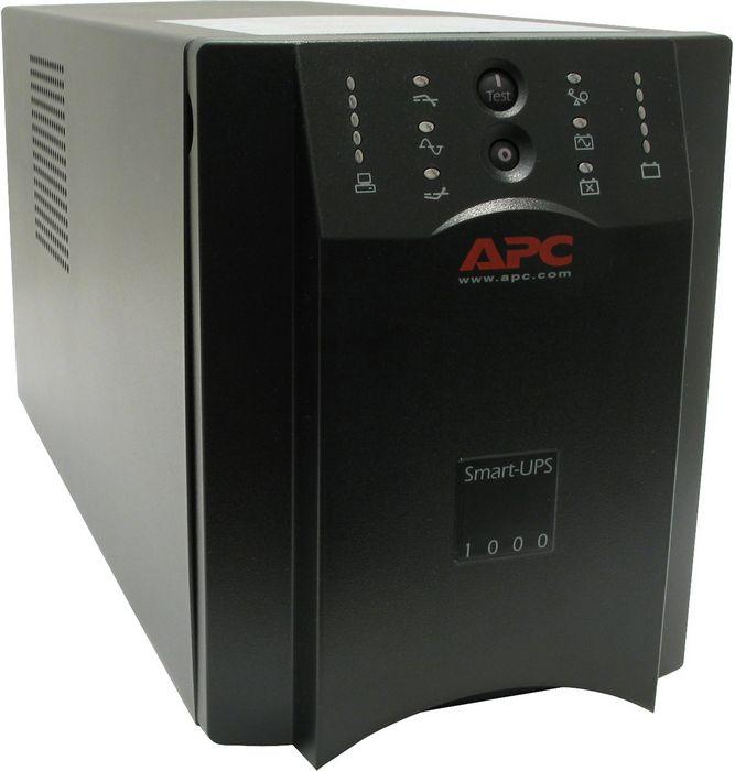 Новый ипб apc smart-ups srt 5000: под надежной защитой