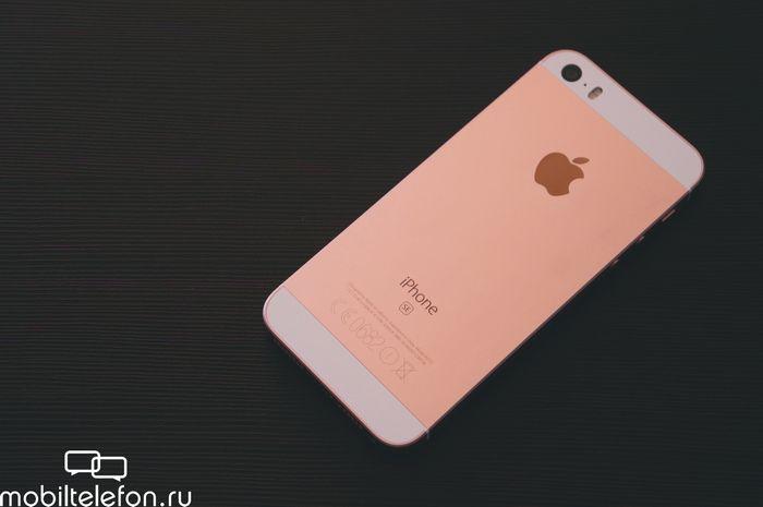 Обзор apple iphone se: классика в новом цвете