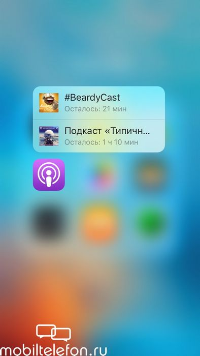 Обзор iphone 6s. часть первая: 3d touch.