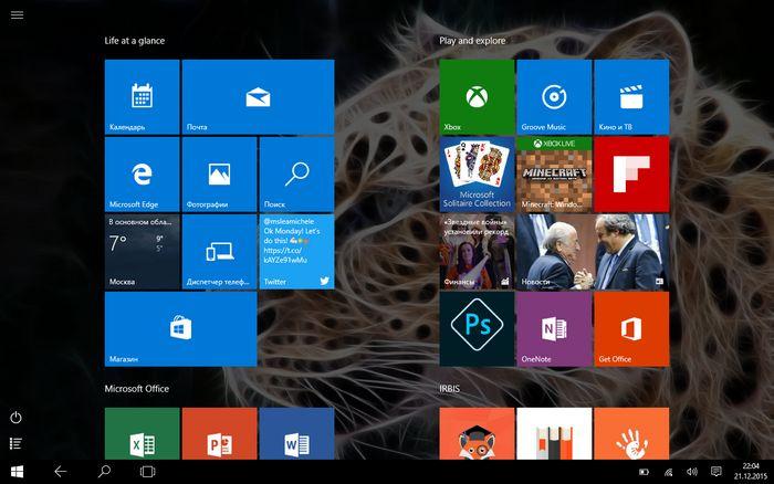 """Обзор irbis tw30: бюджетный 10,1"""" windows-планшет на intel® atom™"""