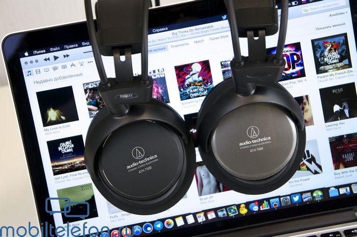 Обзор наушников audio-technica ath-t400 и ath-t500
