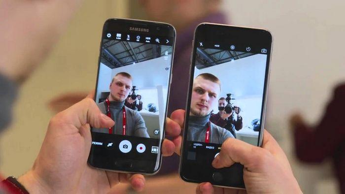 Обзор samsung galaxy s7 и сравнение с apple iphone 6s