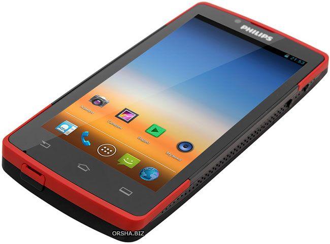 Philips xenium w7555 – музыкальный android смартфон