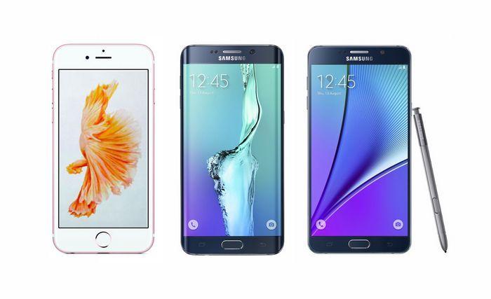 Пять причин превосходства samsung galaxy s6 над iphone 6
