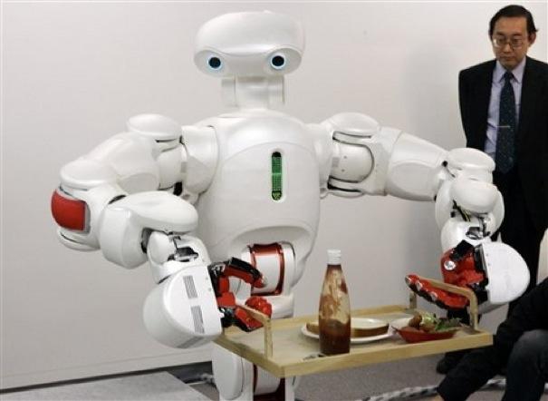 Пять роботов, которые выполнят работу за нас