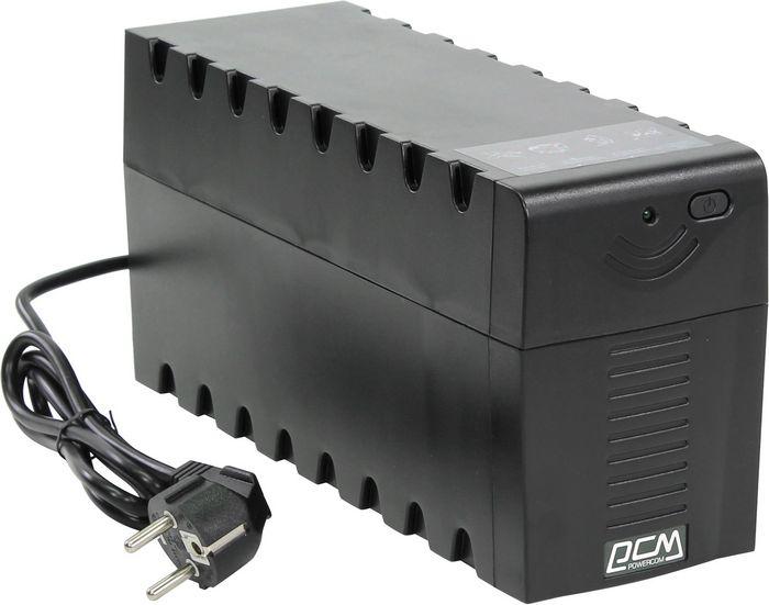 Powercom raptor 1000a: просто и эффективно