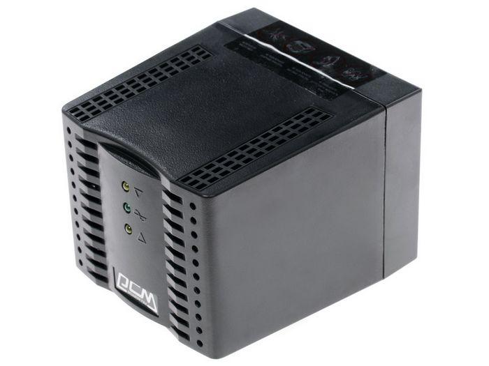 Powercom tca-1200: недорогой стабилизатор напряжения