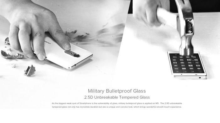 Пред-обзор leagoo m5: стильный ультрапрочный смартфон за $69,99