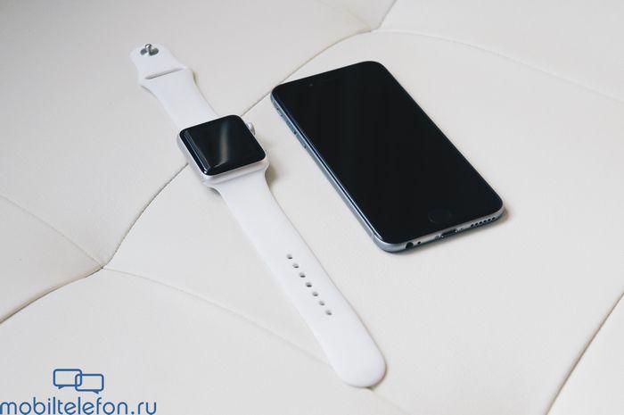 Предварительный обзор apple watch, распаковка и первая настройка
