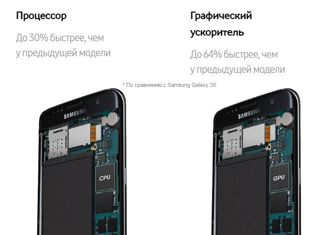 Процессоры samsung galaxy s7: exynos 8890 vs snapdragon 820