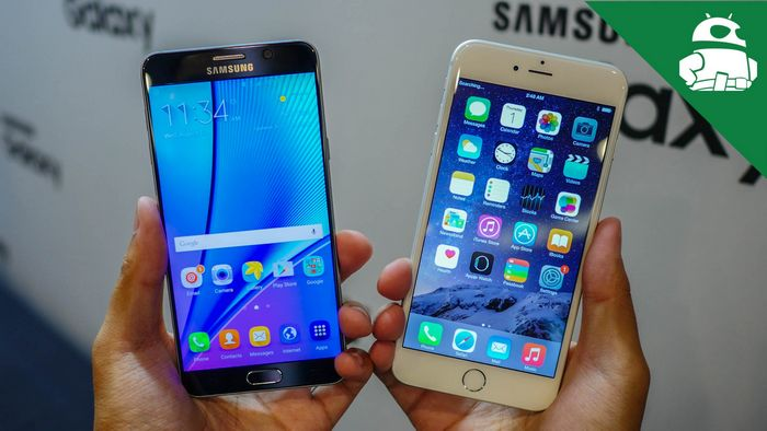 Samsung galaxy note 6 vs iphone 7 plus: есть ли шансы у корейцев?