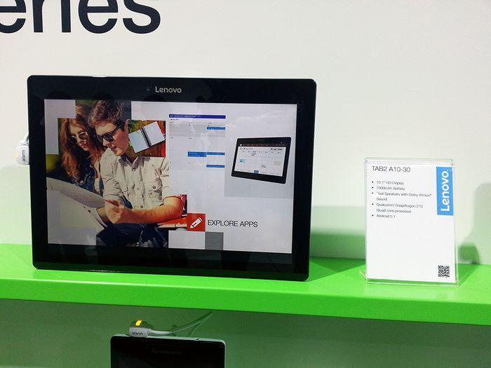 Серия планшетов lenovo tab 2 – модели на любой вкус