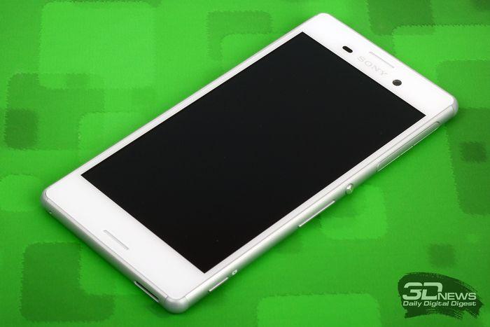 Sony xperia m4 aqua – смартфон, способный снимать фото под водой