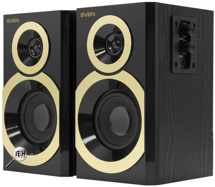 Sven sps-619 gold – «золотая» акустика прямо из финляндии