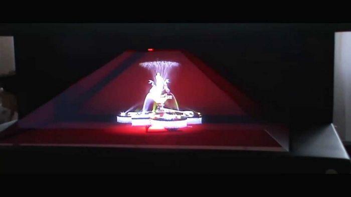 Телевизоры с голографическим изображением