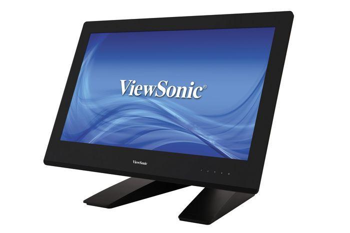 Тестируем сенсорный монитор viewsonic td2340