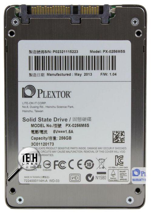 Тестируем твердотельный накопитель plextor m5s 128 gb