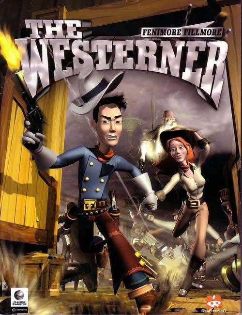 The westerner - игровое приключения на диком западе