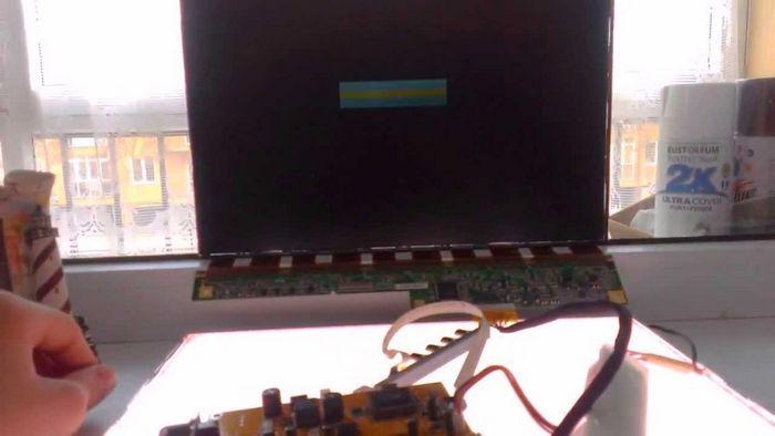 Трансформирующийся 3d-дисплей из нескольких панелей