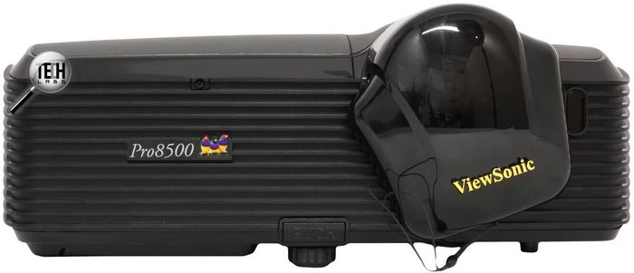 Viewsonic pro 8500: проекция радости
