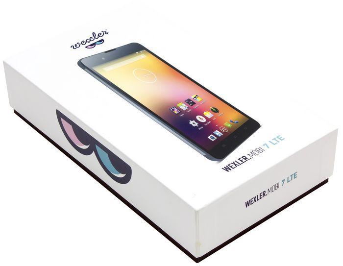 Wexler.mobi 7 lte: планшет, обладающий поддержкой голосовой телефонии