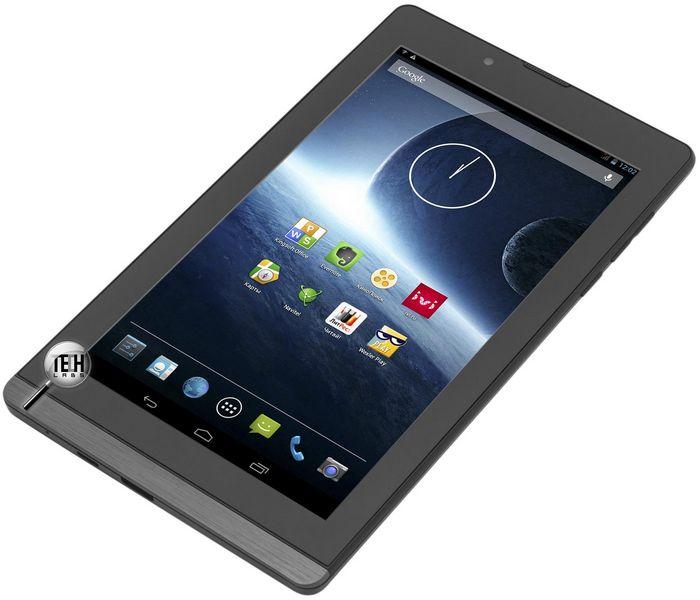 Wexler.tab 7iq: производительный планшет с поддержкой двух сим-карт